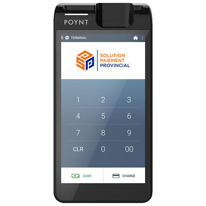 PaiePro Poynt 5 Smart Terminal 700x700